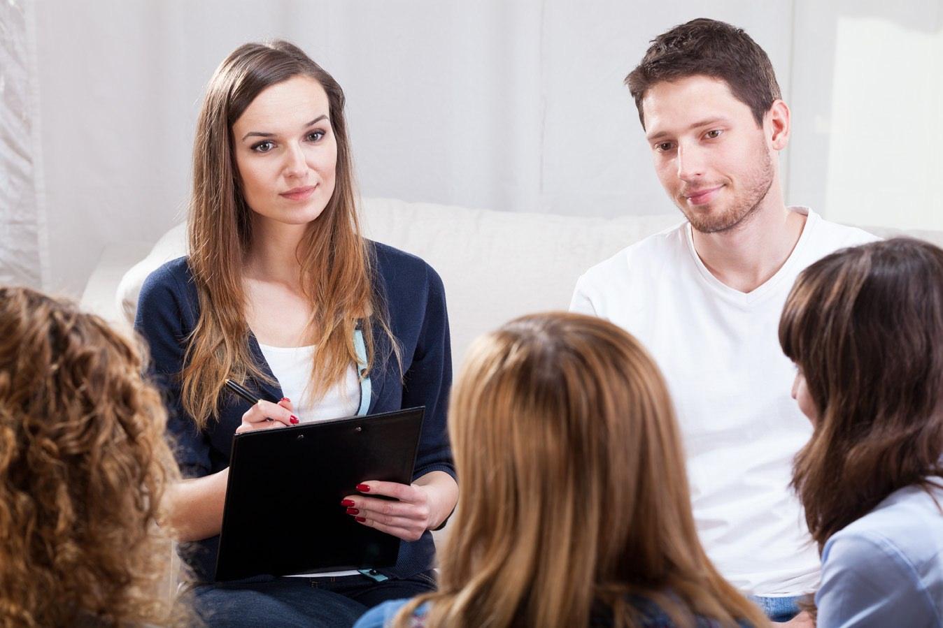 Coppia di psicologi per una terapia di coppia