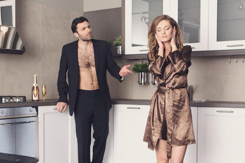 La crisi di coppia: le parole sono come pallottole