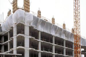 Carbonatazione del cemento armato: una lesione longitudinale