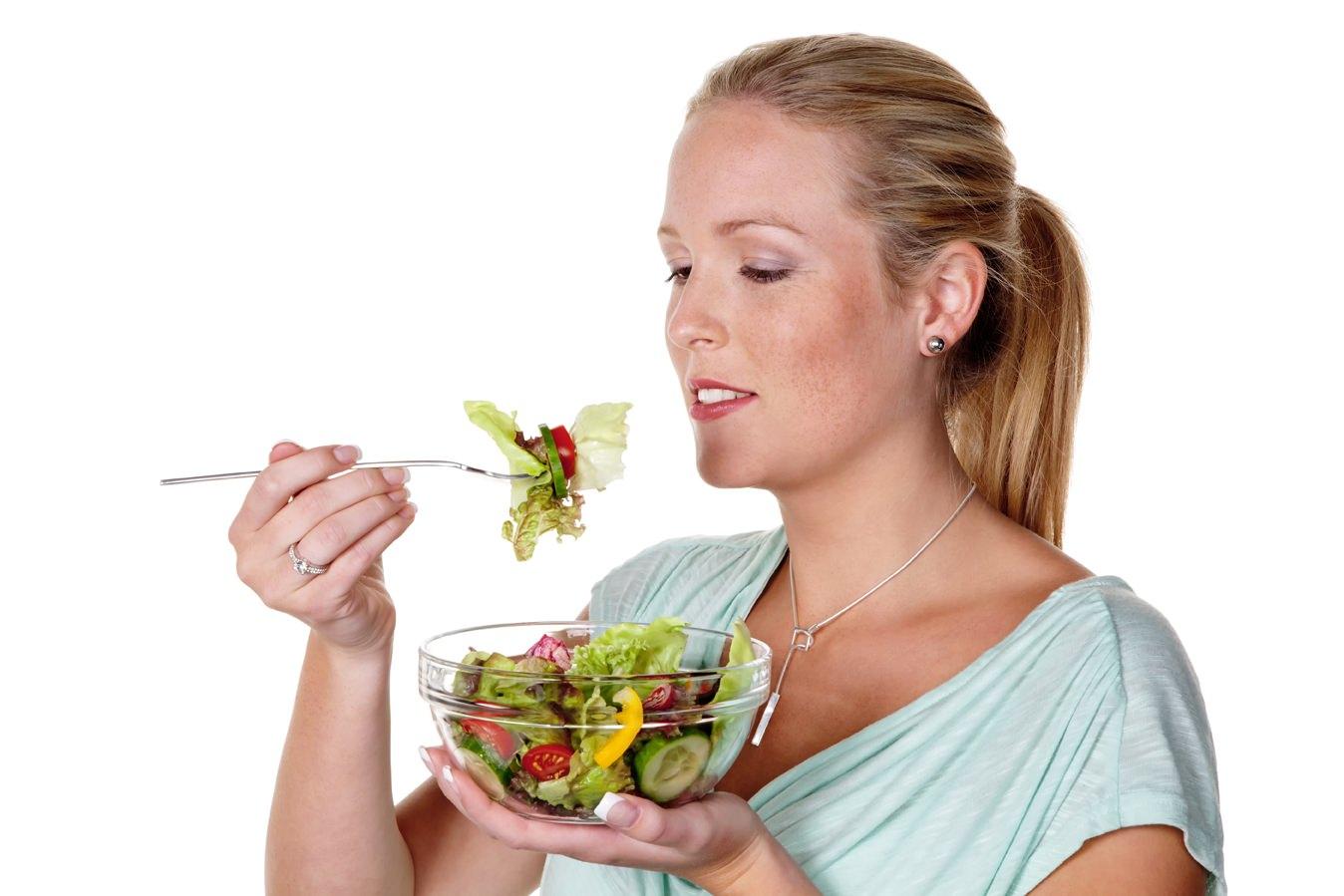 Controlli troppo ciò che mangi? Colpa dell'ansia