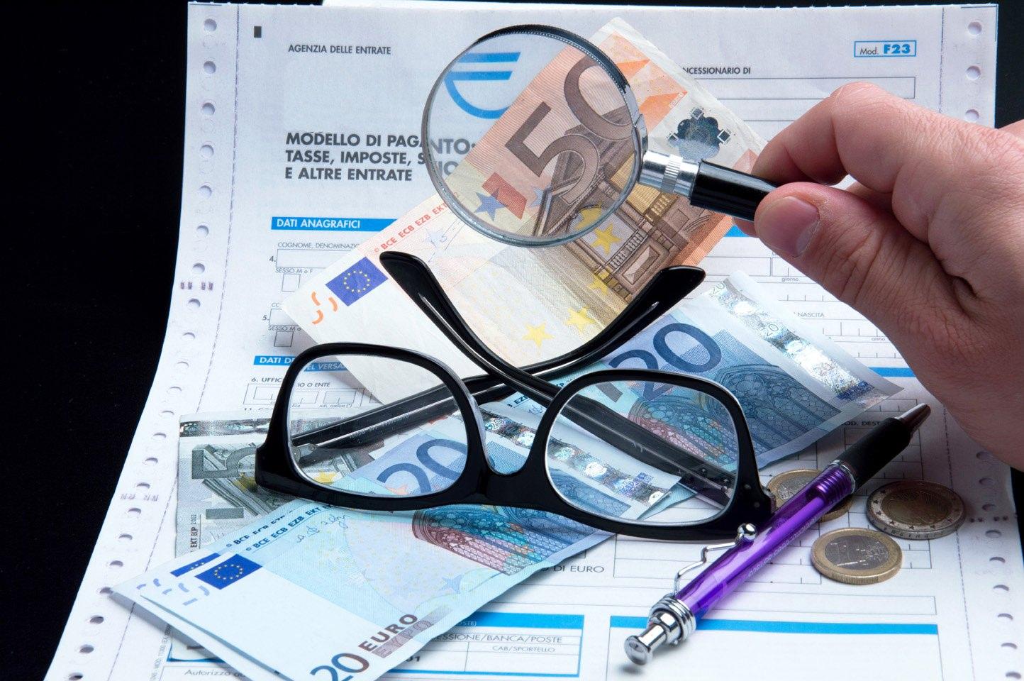 Meno limiti per il pagamento degli F24