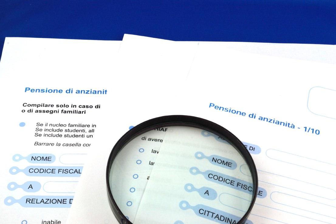News previdenziali su reddito di cittadinanza e pensioni