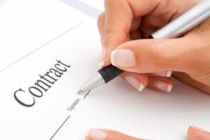 Contratti luce e gas: quando la firma dell'utente viene falsificata
