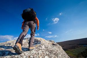 Camminare per sentirsi bene ed essere in salute