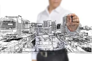 Opere di urbanizzazione: aliquota ridotta in base agli elaborati tecnici