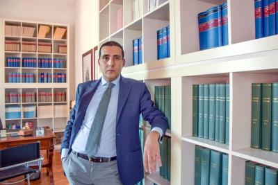 Avv. Walter Marrocco - Penalista del Foro di Roma