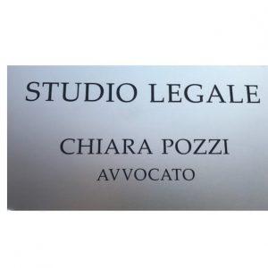STUDIO LEGALE AVV. CHIARA POZZI