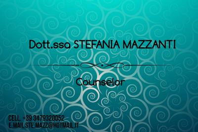 Dott.ssa Stefania Mazzanti Counselor Professionale