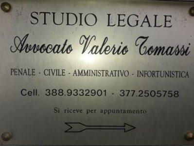 STUDIO LEGALE AVV. VALERIO TOMASSI