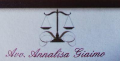 AVV. ANNALISA GIAIMO