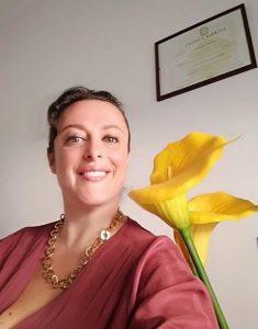Dr.ssa Iolanda Lo Bue Psicologa e Psicoterapeuta