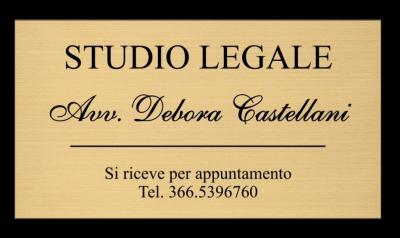 Avv. Debora Castellani