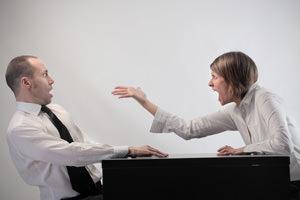 Il mobbing sul lavoro può diventare anche stalking