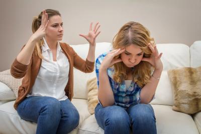 La rabbia nell'adolescente