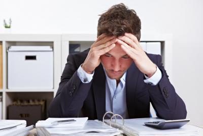 La sindrome di burnout o stress da lavoro, riconosciuto anche dell'OMS