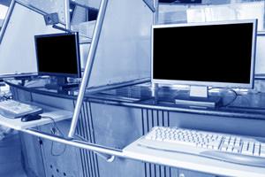 Guida all'allestimento della postazione con videoterminale