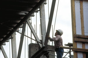 Rifacimento del tetto nel centro storico