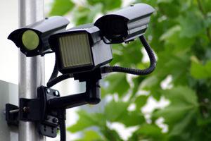 E' legale la telecamera in casa propria?