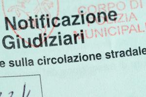 Multe sotto i mille euro, non è necesario lo sgravio