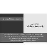 Avv. Miriam Armando